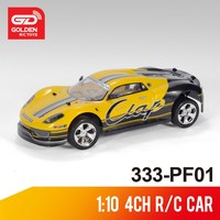 ZhenCheng 333-PF01 New product 4-CH 1/10 rc car toys with charger