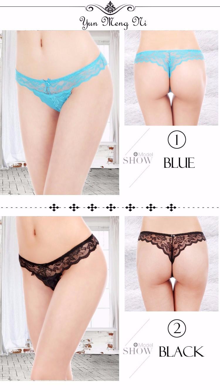 Suerhuai Knitting Underwear Co Ltd : Hot selling women underwear sexy lingerie lace thongs