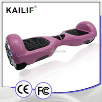 Beautiful Intelligent Balance Car Chinese Manufacture 10 Inch Two Wheel Electrical Scooter