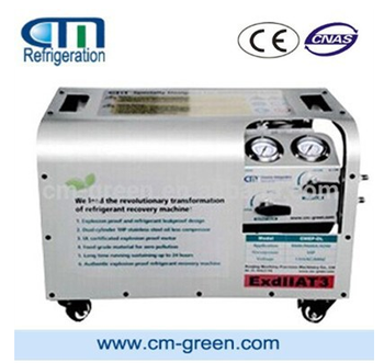 Explosion Proof Air Conditioner Gas Refrigerant Recovery