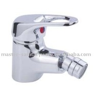 hot sale !!! deck mounted installation type brass bathroom tap bidet faucet