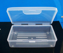 PP Soap box, plastic case for soap, good quality soap dish soap packing box