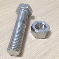 full thread stainless hex bolts a2-70