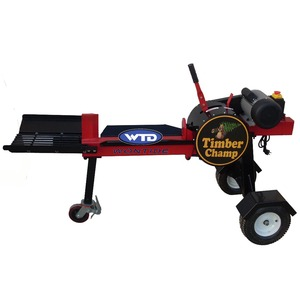 22Ton Electric Rapid Strike Kinetic Log Splitter with Leg and Table