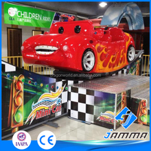 AmJAMMA usement park rides outdoor theme park attraction flying car electric rides