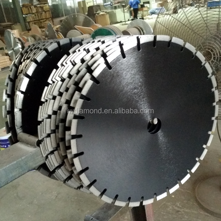 Good performance diamond saw blade for granite 16 inch circular cutting disc marble cut