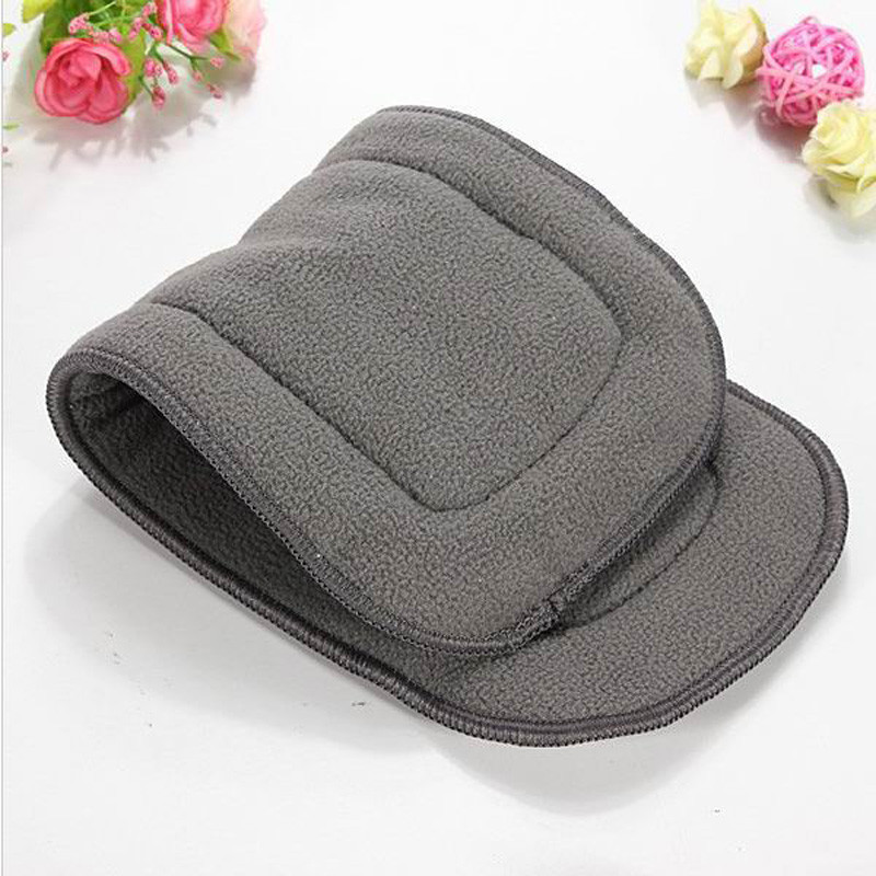 Healthy Natural Bamboo Material Baby Reusable Charcoal Bamboo Inserts