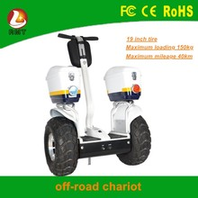 Golf electric chariot shenzhen 2 wheels electrical hoverboard police balance car scooters