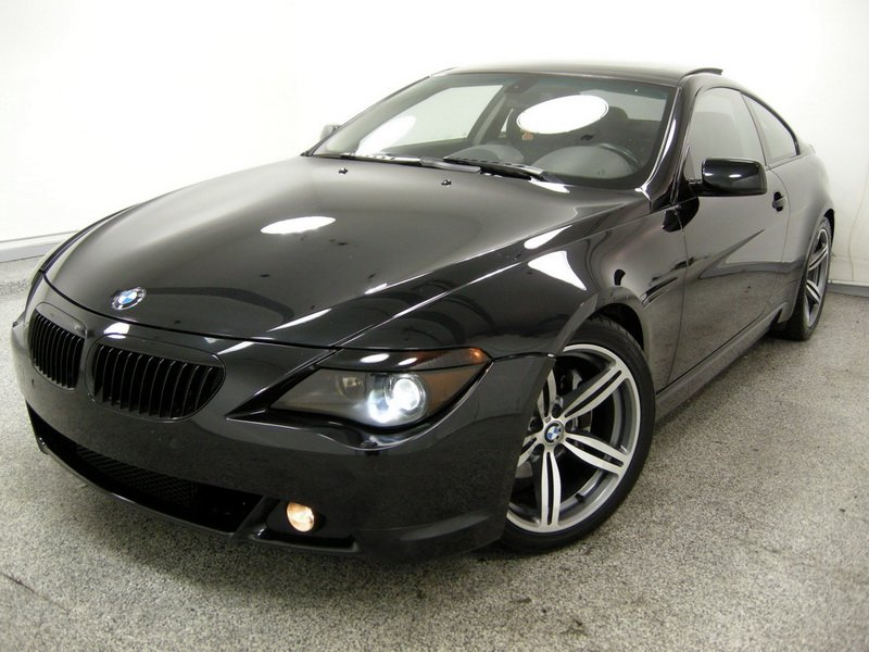 2005 BMW 645CI Used Cars