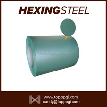 Prepainted galvanized steel coil in grid line for writing board