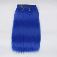 BSD Wholesale synthetic hair padding, colored synthetic hair