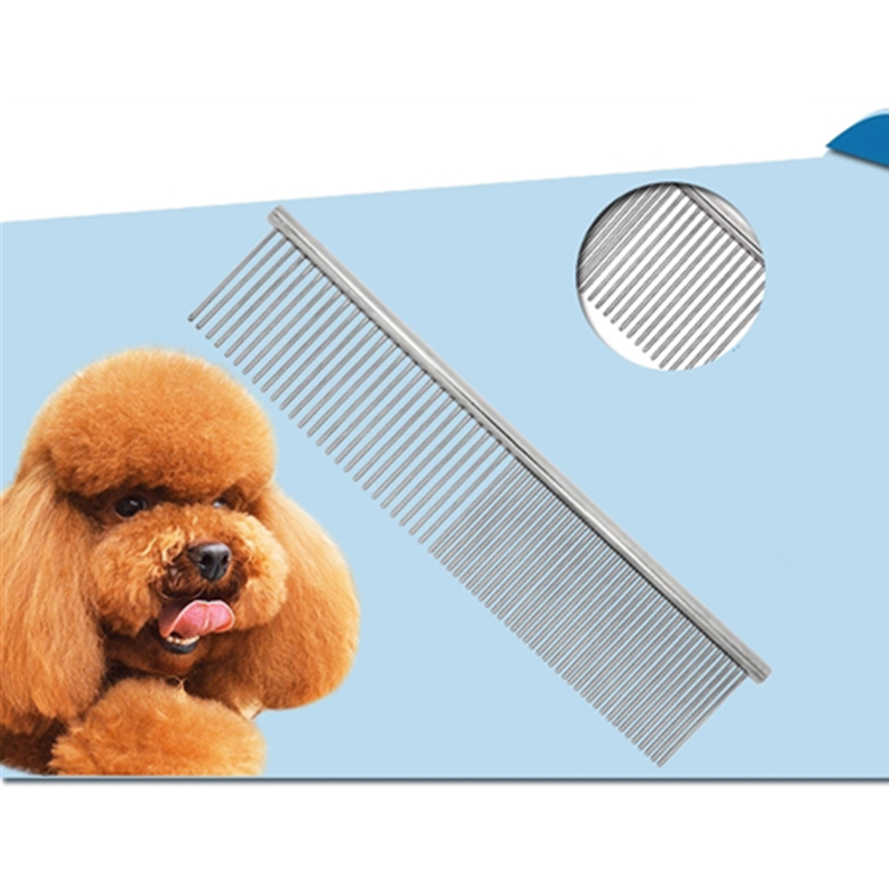 Hot Sale Professional Factory Supply Dog Comb Grooming Tools Pet Brush