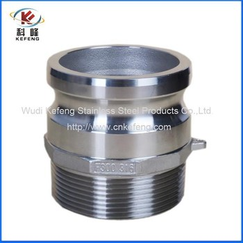 camlock coupling manufacturer/ ss316,304 pipe coupling