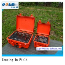 Earth resistance inspection 2D Resistivity imaging Water Detection 500m Water Finder