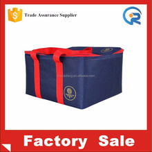Cheap price wholesale non woven fitness cooler lunch bag