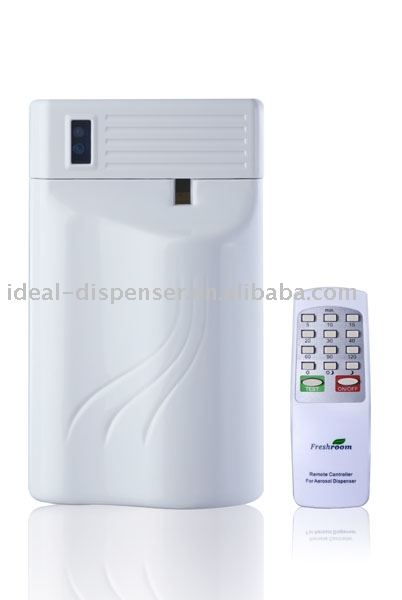 Air Freshener Dispenser,Remote Control Aerosol Dispenser