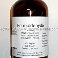 Formaldehyde HCHO As FORMALIN 37