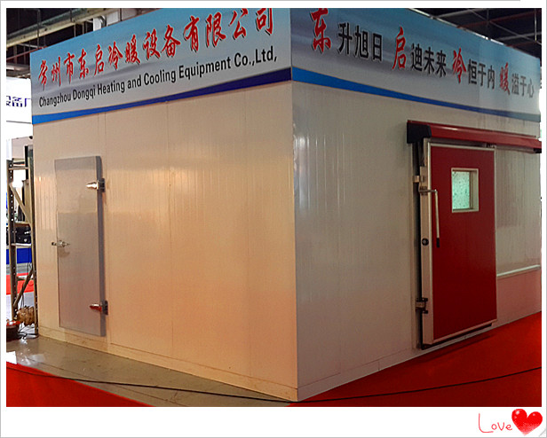 Professional cold storage consultant made in China