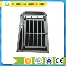 Hot New Products For 2016 Double Aluminum Dog Cage