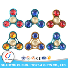 Autism toys alloyed long time spin metal spinning top