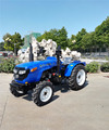 farming tractor 40hp 4WD mini tractor price from Luzhong company