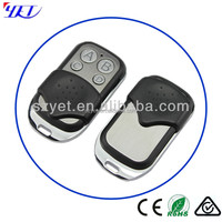 433MHz wireless remote control fixed code for roller shutter /curtain control /light control
