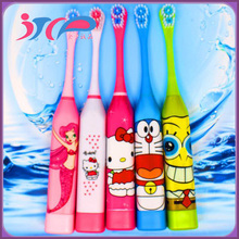 Cartoon Children Tooth Brush Electric Toothbrush For Kids Electric Massage Ultrasonic Toothbrush Teeth Care Oral Hygiene