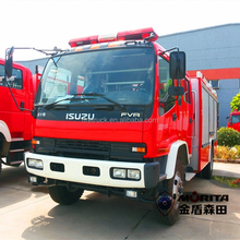 China factory hot sale water tanker transport fire truck with 4x2 drive