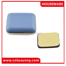 china wholesale adhesive plastic furniture glides for chairs teflon pads