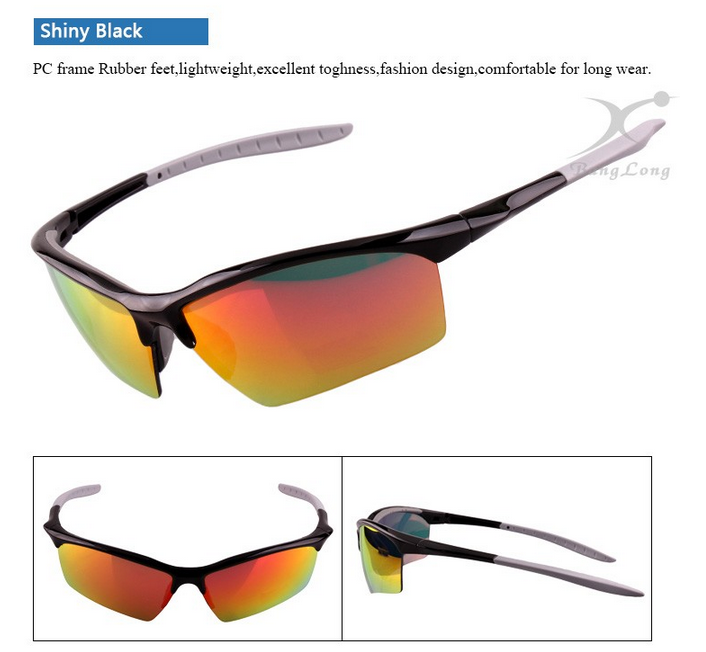 2020 new arrival high quality polarized sport sunglasses for outdoor game