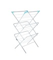 3 Tier Foldable Towel or Clothes Drying Rack With Handle