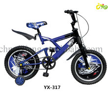 16 inch BMX sports bike dirt bike for sale cheap with frame suspension