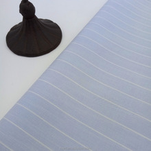 Factory!!!Yarn Dyed Stripe Pure Combed Cotton Poplin Fabric