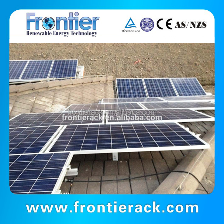 2016 high quality 10kw home solar panel systems