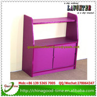 flat packing K/D design the pink bookshelf,small bookshelf