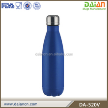 OEM vacuum stainless steel insulated water bottle sport