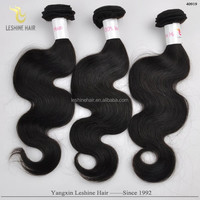 2015 Health and Beauty Guangzhou Factory Sale Superior Quality virgin peruvian ocean wave