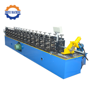 Automatic Steel Light Gauge Roll Forming Making Machine