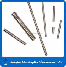 China Manufacture 8mm 10mm 12mm DIN975 Stainless Steel Thread Rod