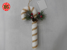 Foam Hanging Christmas Crutch Decoration Wholesale
