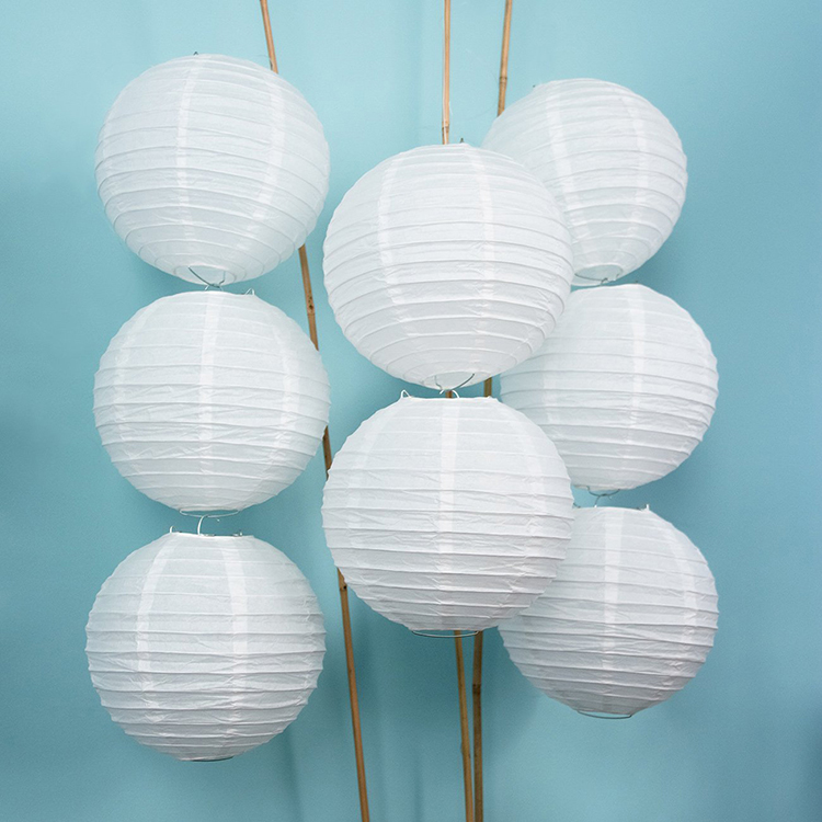 Wedding Favor Decorative Round Paper Lantern