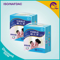 Newly super absorbing disposable susu molfix baby diaper