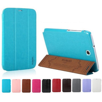 3 folded leather case for galaxy note 8.0