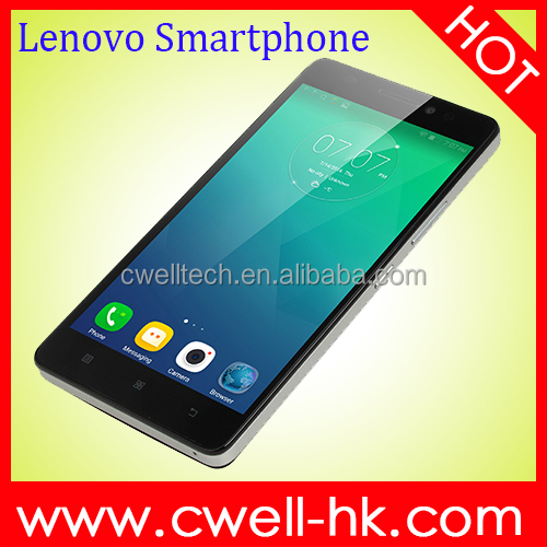 Original Octa Core 5.5 Inch IPS Touch Screen Dual SIM Card Lenovo A7600 Android China 4G Lte Smartphone