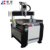 Small 6090 CNC Router For Wood Metal Stone 600*900mm DSP 4 Axis Control ZHUOKE-6090-2.2KW