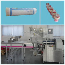 China wrapping machine,lollipop auto horziontal pillow packing machine supplier