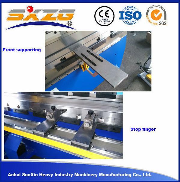 iron bending machine