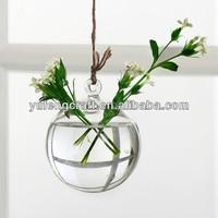 glass globe hanging terrariums wholesale