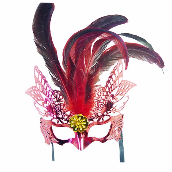 High quality halloween colorful party ladies masquerade ball masks
