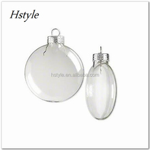 Glass Balls Wedding Memory Bauble Christmas Ornament Balls Eventy Party Anniversary DIY Message SSD115F